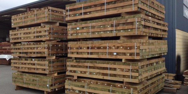 Perth Timber Gluts, Timber Dunnage, Pine Gluts, Wooden Wedges and Blocks